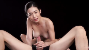 Handjob Japan uncensored JAV erotic video is shown for free!