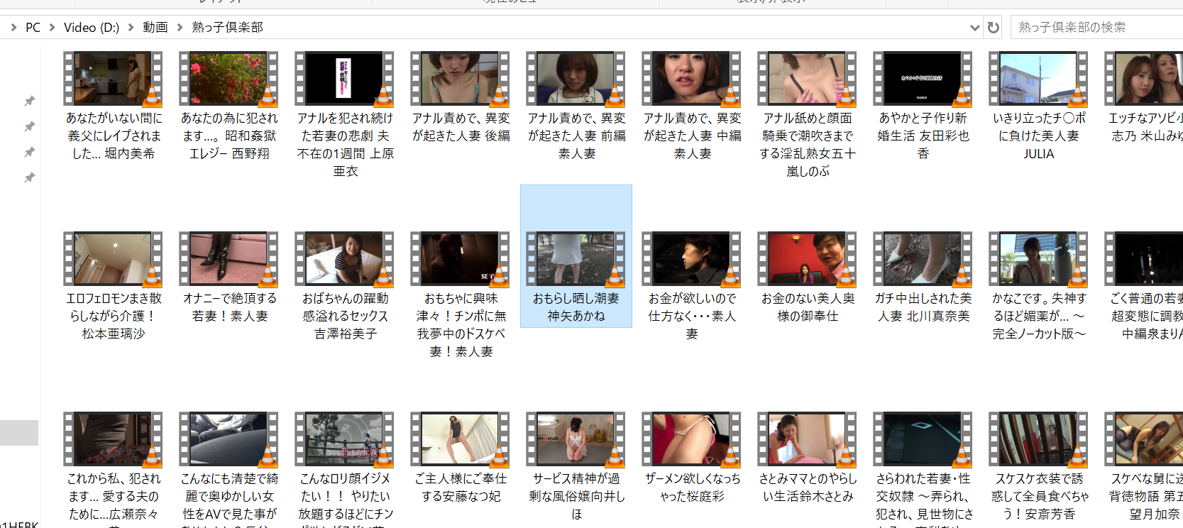 some of the JAV SEX videos I actually downloaded from the Urekko Club