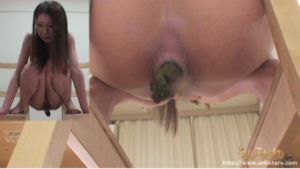 24-year-old beautiful shaved pussy girl poop appearance Free JAV video of Unkotare