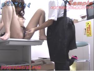 万引き少女への制裁セックス のぞきザムライ無料盗撮動画(無修正)