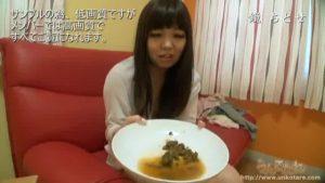 鏡ちとせ27歳の女の子のウンチ姿、うんこたれ無料エロ動画(無修正)