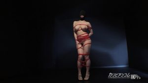 性欲処理マゾマスク 鈴村いろはの無修正動画 カリビアンコム