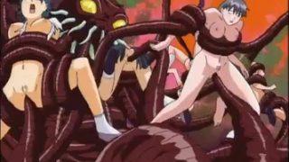 淫獣学園 HanimeZの無修正エロアニメ!フル再生約26分完全無料!
